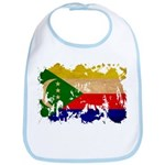 Comoros Flag Bib