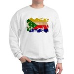 Comoros Flag Sweatshirt