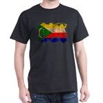 Comoros Flag Dark T-Shirt