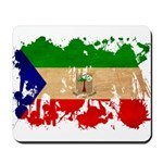 Equatorial Guinea Flag Mousepad