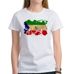 Equatorial Guinea Flag Women's T-Shirt