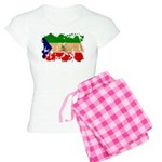 Equatorial Guinea Flag Women's Light Pajamas