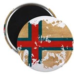Faroe Islands Flag 2.25