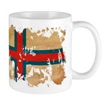 Faroe Islands Flag Mug