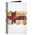 Faroe Islands Flag Journal