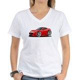 California Red Coupe Shirt