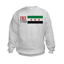 Cute Syria Sweatshirt