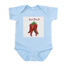 hot stuff Infant Bodysuit