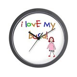 Kid Stuff Wall Clock