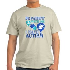 Be Patient Autism T-Shirt