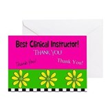 Nursing School Greeting Card