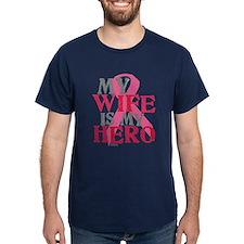My wife is my hero T-Shirt