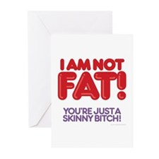 Bitch Greeting Cards (Pk of 20)