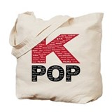 KPOP Artists Tote Bag