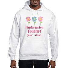 I Love Kindergarten Hoodie