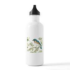 """""""EASTERN BLUEBIRD"""" Water Bottle"""