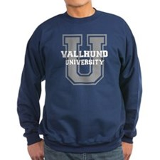 Vallhund UNIVERSITY Sweatshirt
