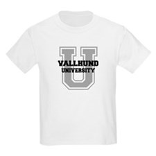 Vallhund UNIVERSITY T-Shirt