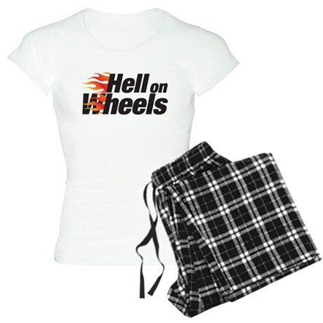 hell on wheels Women's Light Pajamas