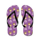 Bridal Party Bridesmaid Flip Flops