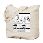 My Inspector Doesn't Understand Me Tote Bag