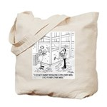 Changing Codes Every Week Tote Bag