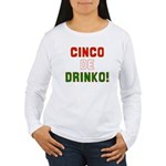 Cinco De Mayo Women's Long Sleeve T-Shirt
