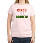 Cinco De Mayo Women's Light T-Shirt