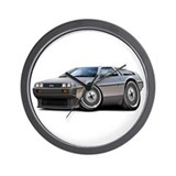 Delorean Wall Clock