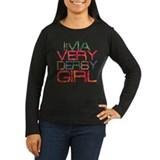 Im'a Very Derby Girl T-Shirt