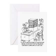 Zoning Galaxy Laws Greeting Cards (Pk of 10)