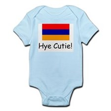 """Hye cutie!"" Infant Creeper"
