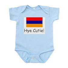 """Hye cutie!"" Infant Creeper"