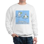 Shake A Tail Feather Sweatshirt
