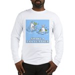 Shake A Tail Feather Long Sleeve T-Shirt