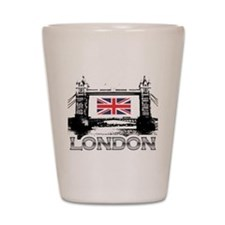 London - Tower Bridge Shot Glass