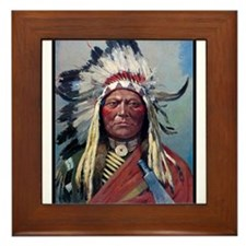 Best Seller Wild West Framed Tile