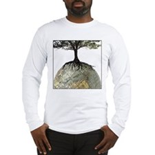 Tree Globe Long Sleeve T-Shirt