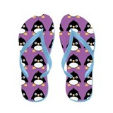 Penguin Lover Flip Flops