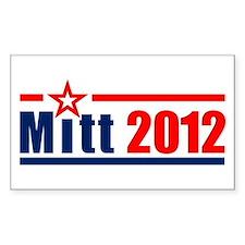 "Mitt Romney ""Mitt"" 2012 - Decal"