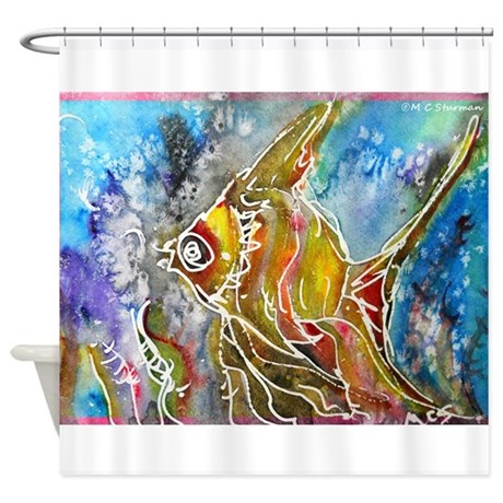 Hanakapiai Falls Kauai Tropical Shower Curtain by ...
