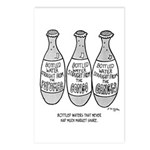 Bottle Water Failures Postcards (Package of 8)