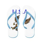 USA Flip Flops