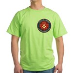 Canadian Band of Brothers Green T-Shirt