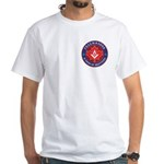 Canadian Band of Brothers White T-Shirt