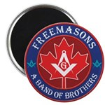 Canadian Band of Brothers Magnet