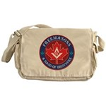 A Band of Brothers Messenger Bag