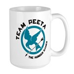 Team Peeta Large Mug
