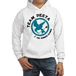 Team Peeta Hooded Sweatshirt