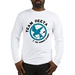 Team Peeta Long Sleeve T-Shirt